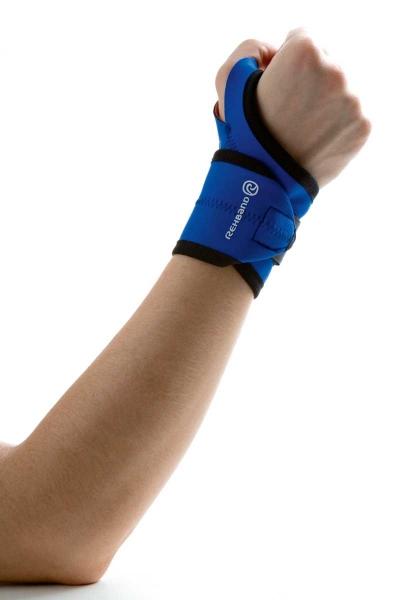 kurze Handgelenkbandage