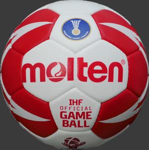 MOLTEN Handball X5000 Damen-WM 2015