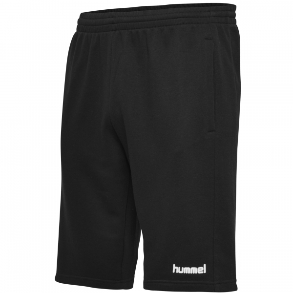 Hummel GO COTTON BERMUDA SHORTS