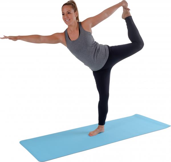 Yoga und Fitness Matte