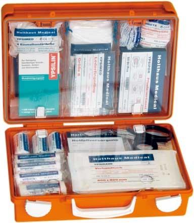 Erste-Hilfe Koffer SAN