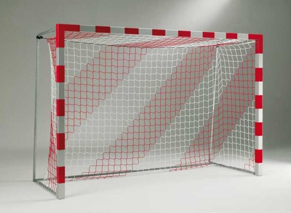 Handballtornetze 2farbig