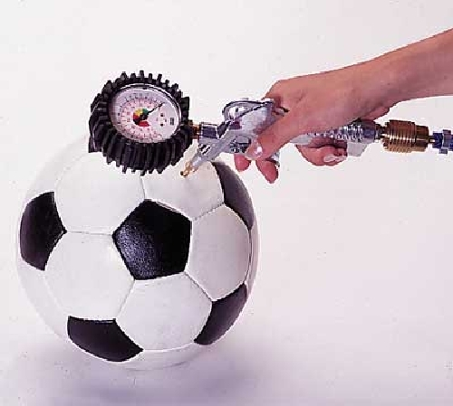 Ballfüllpistole für Elektroballpumpe