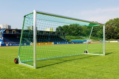Jugend Fußball-Trainingstore ECO Vollverschweißt mit Transportrollen