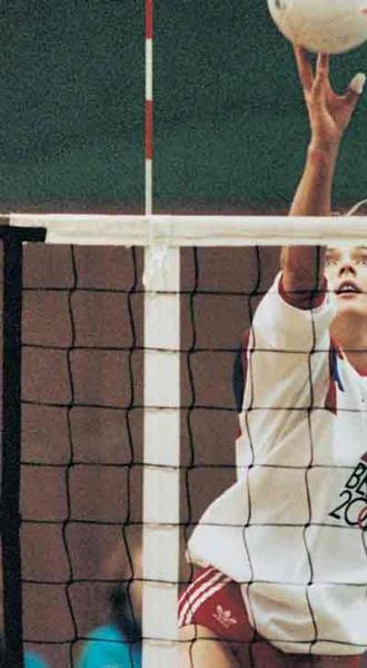 Volleyball-Antennen