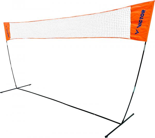 Victor Mobiles Badminton Netz Easy