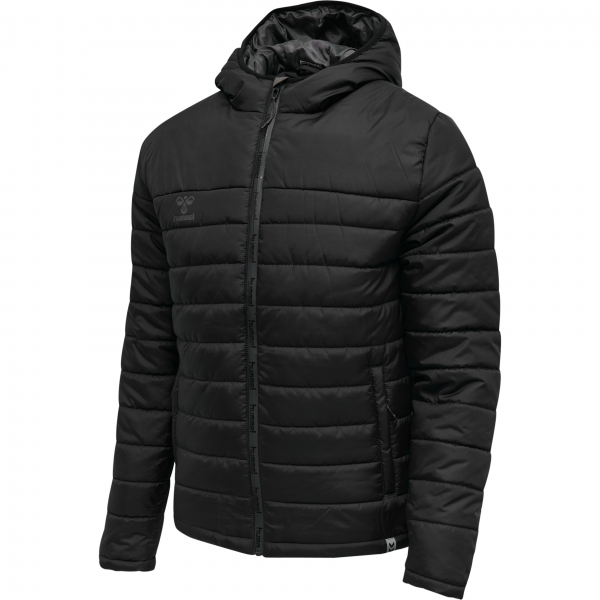 Hummel NORTH QUILTED HOOD JACKET