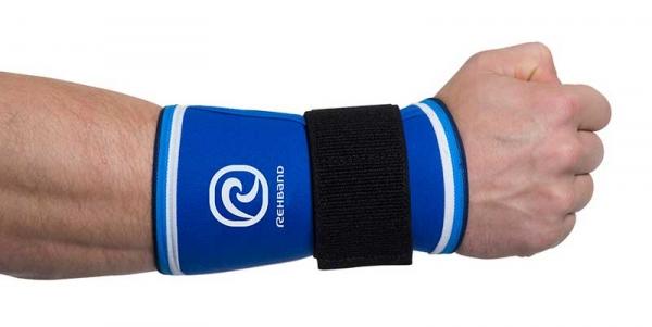 Blue line Handgelenkbandage