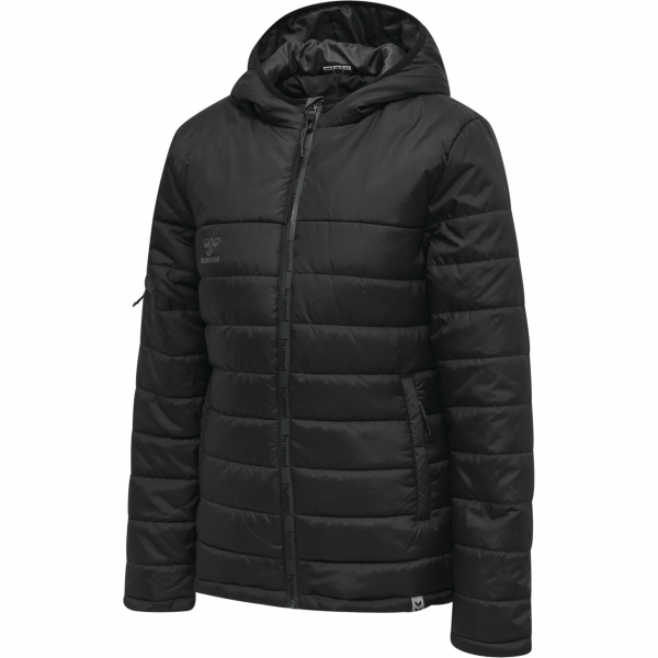 Hummel NORTH QUILTED HOOD JACKET WOMAN