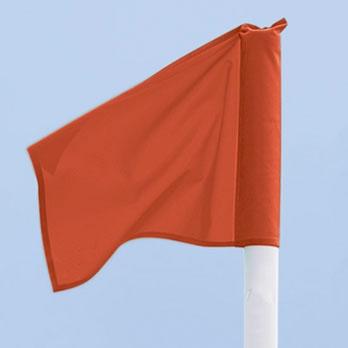 Fahne für Grenzstangen bis 50mm Durchmesser BW