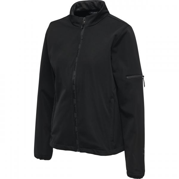 Hummel NORTH SOFTSHELL JACKET WOMAN