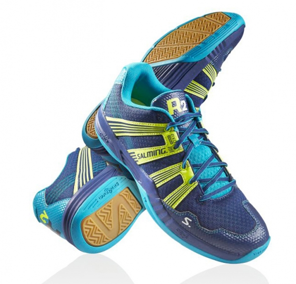 SALMING Handballschuh RACE R2 3.0 blau
