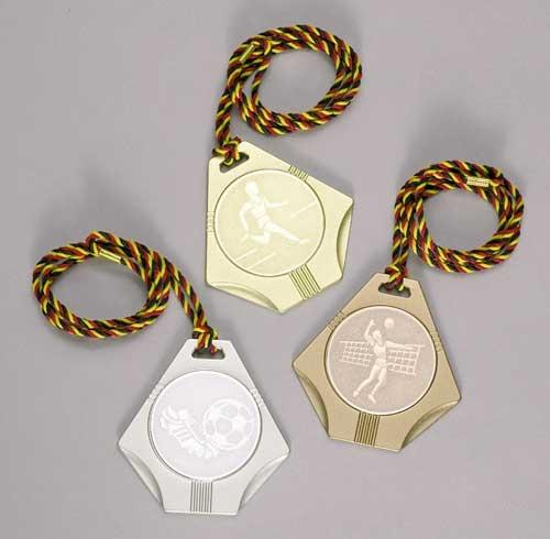 Medaillen Linz