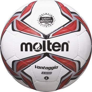MOLTEN Jugend FB-Trainingsball Paket F5V3329