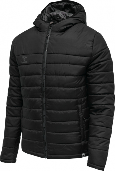 Hummel NORTH QUILTED HOOD JACKET KIDS