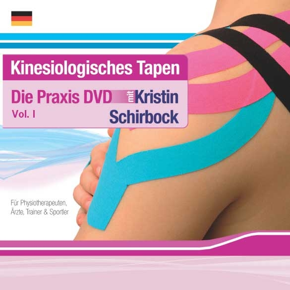Kinesiology Taping DVD-Kurs