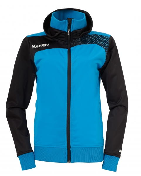 kempa EMOTION HOOD JACKET WOMEN