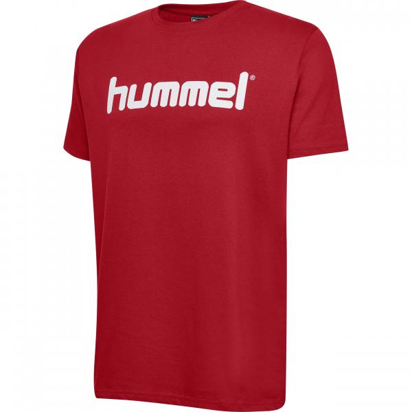 Hummel GO KIDS COTTON LOGO T-SHIRT S/S
